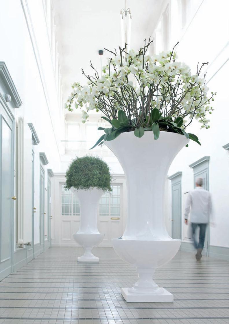 Bekend Kunstbloemen In Grote Vaas MU87 | Belbin.Info VV11